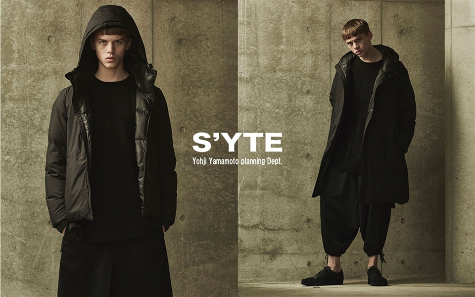 【New Arrivals】 S'YTE DOWN JACKET