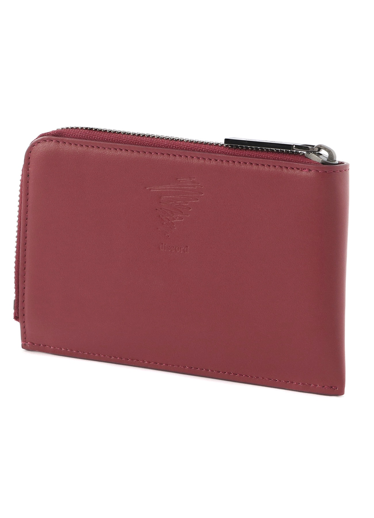 Plain short wallet