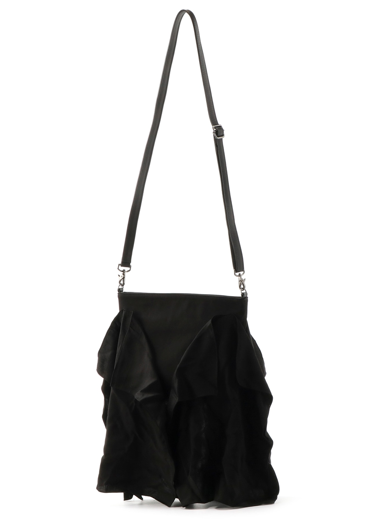 Drape Shoulder Bag