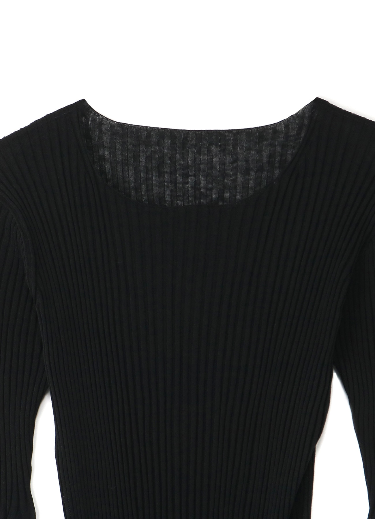 16G2P PS RIB RIB LONG SLEEVE OP