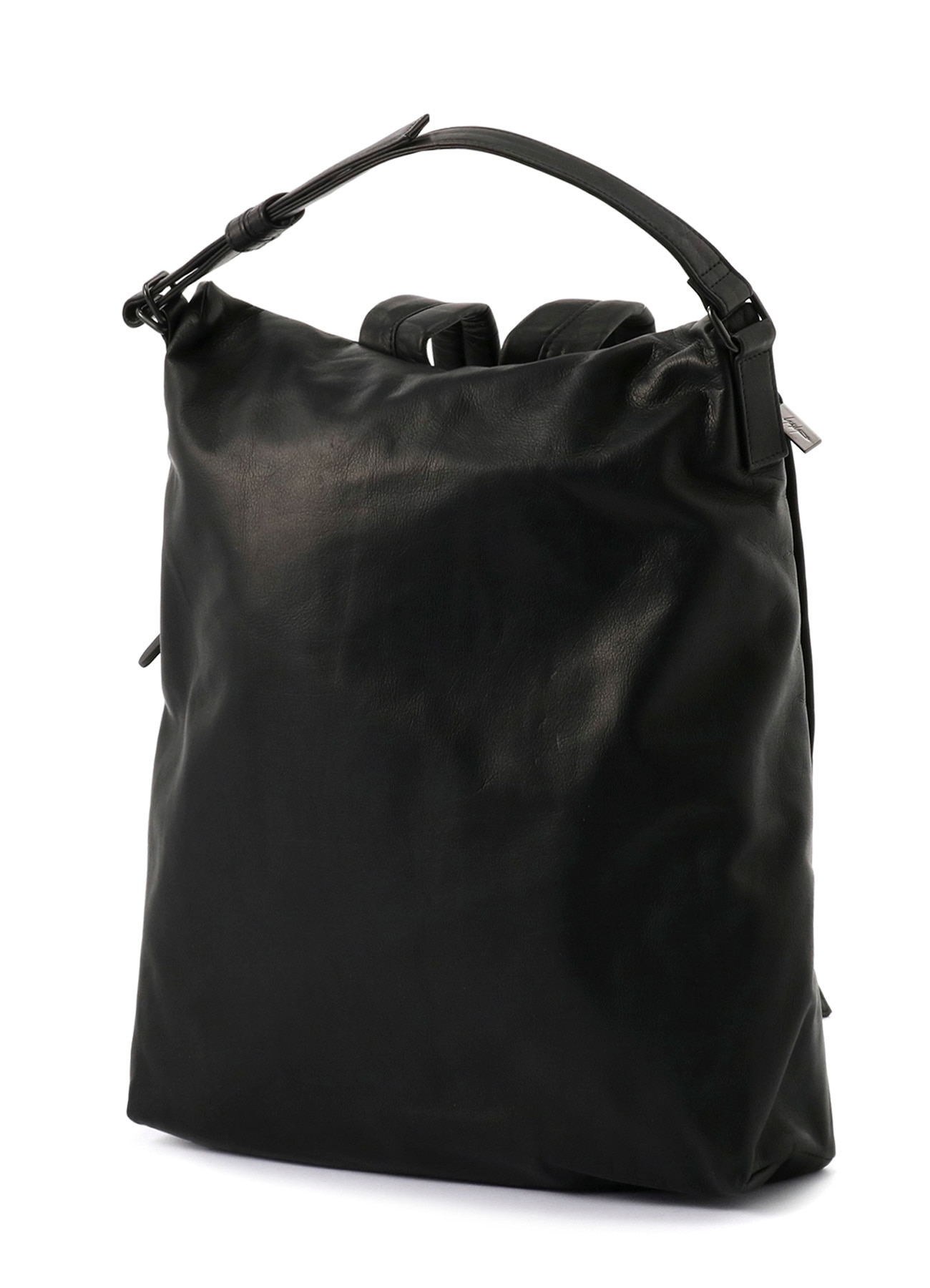Garment leather daypack