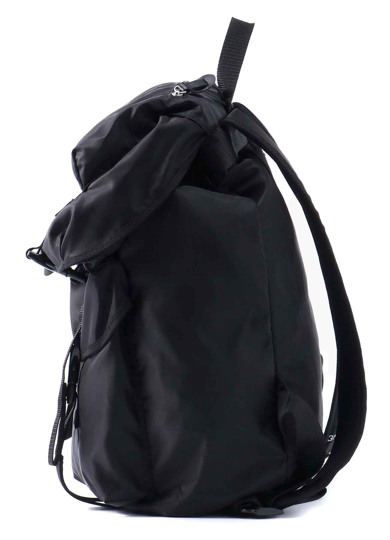 Soft Nylon and Owskin_ Backpack