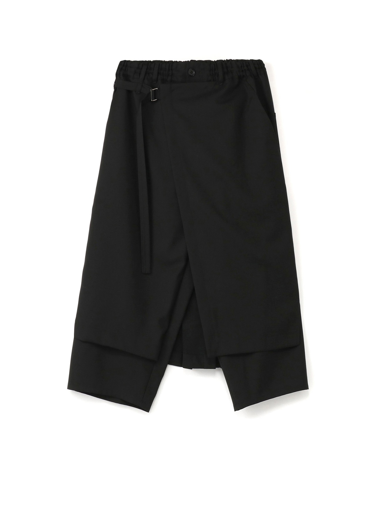 T/W Gabardine Wrap Pants type1