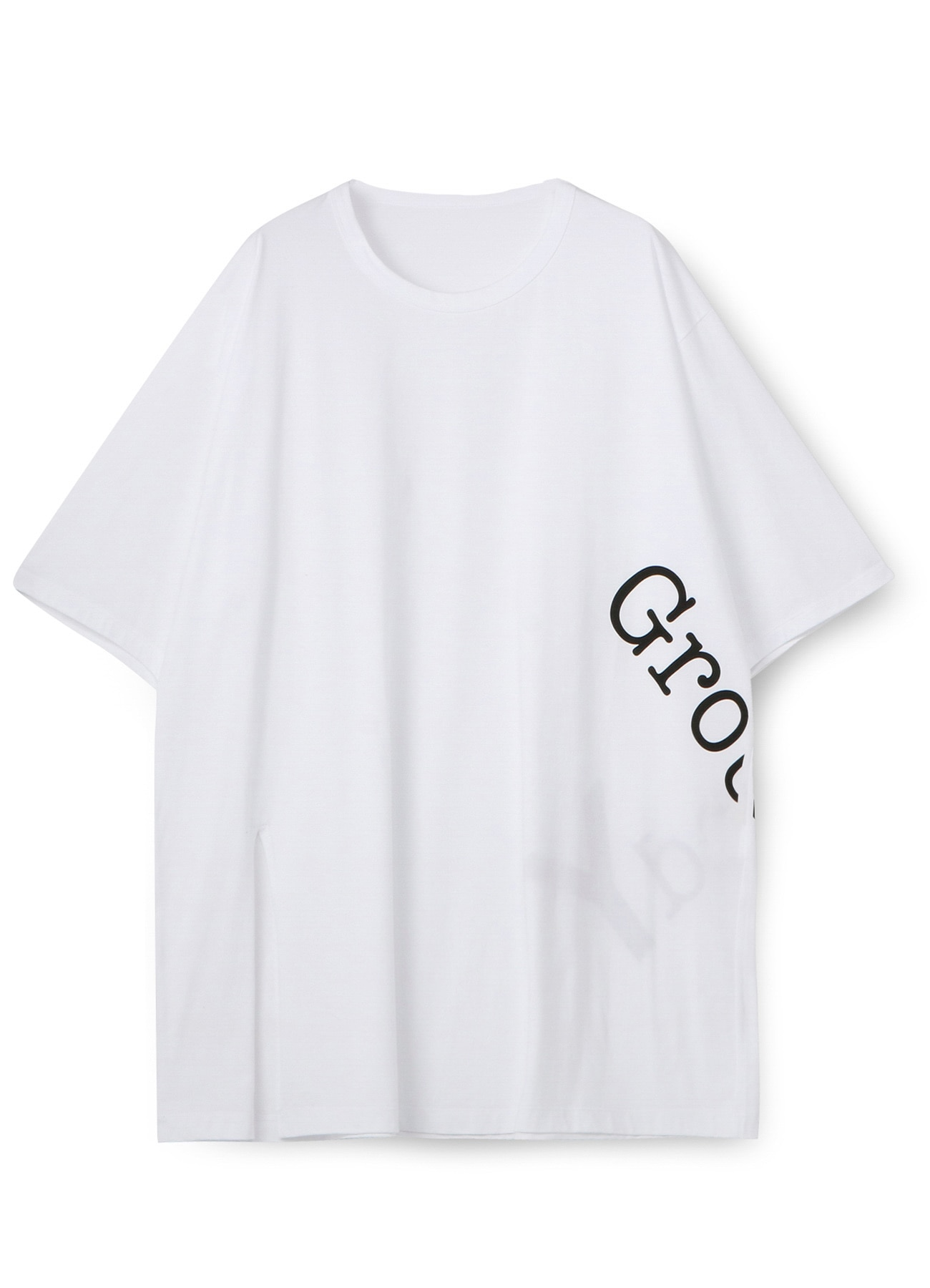 30 / cotton Jersey GY Logo Jumbo Graphic T