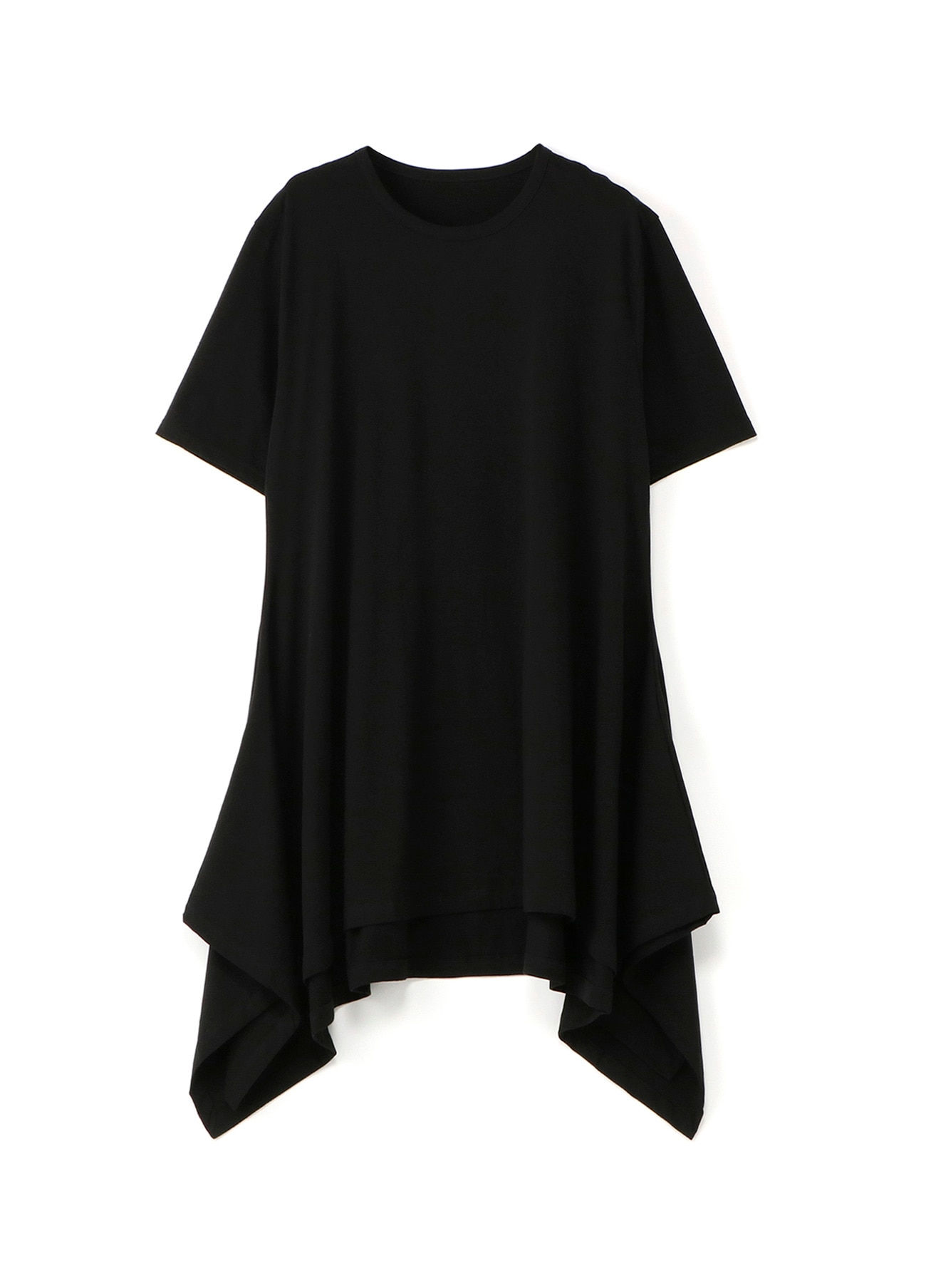 30 / cotton Jersey Side Drape T