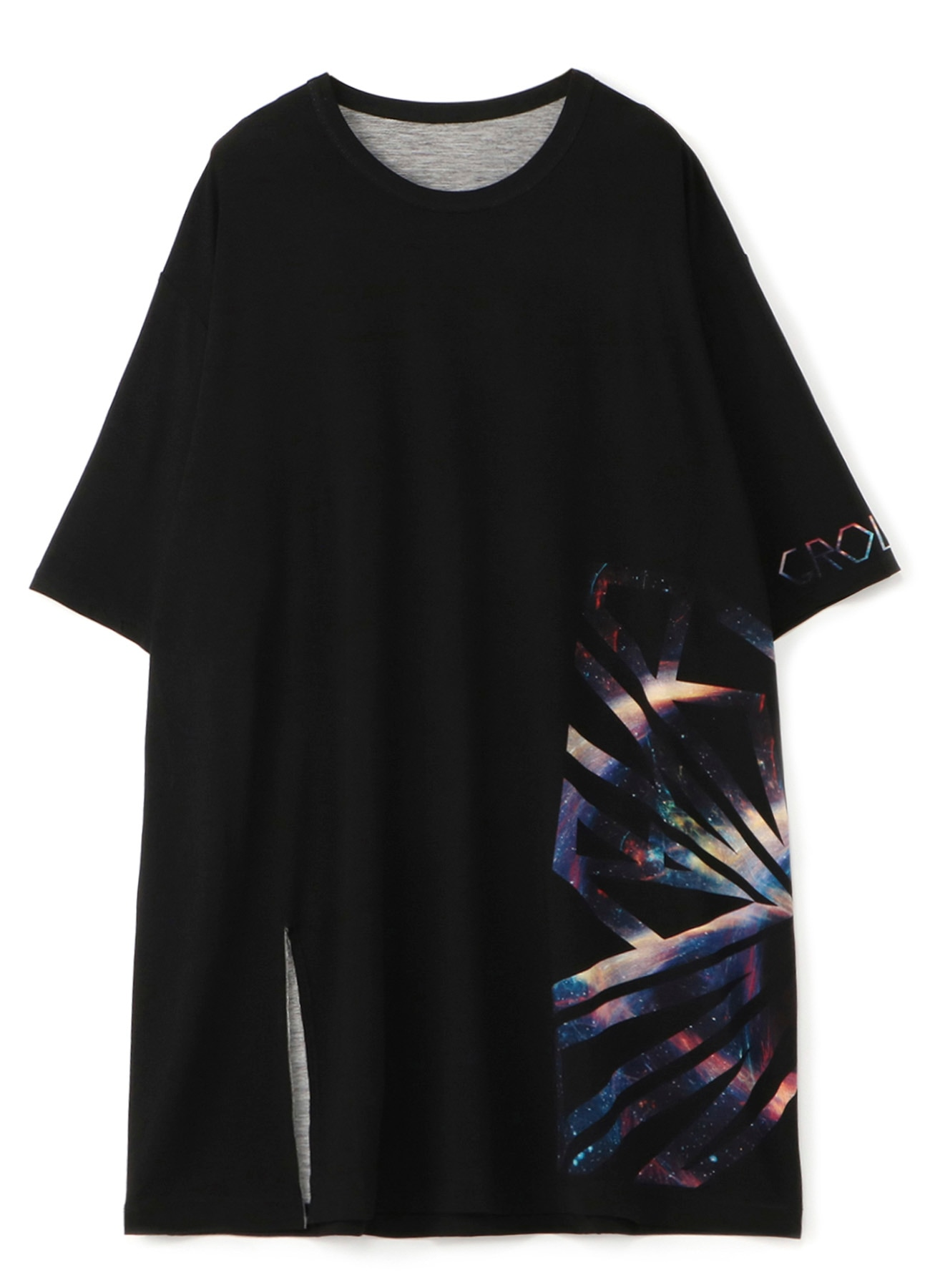 "Ground Y feat. BABYMETAL ""GALAXY"" Collection Jumbo Cut Sew"