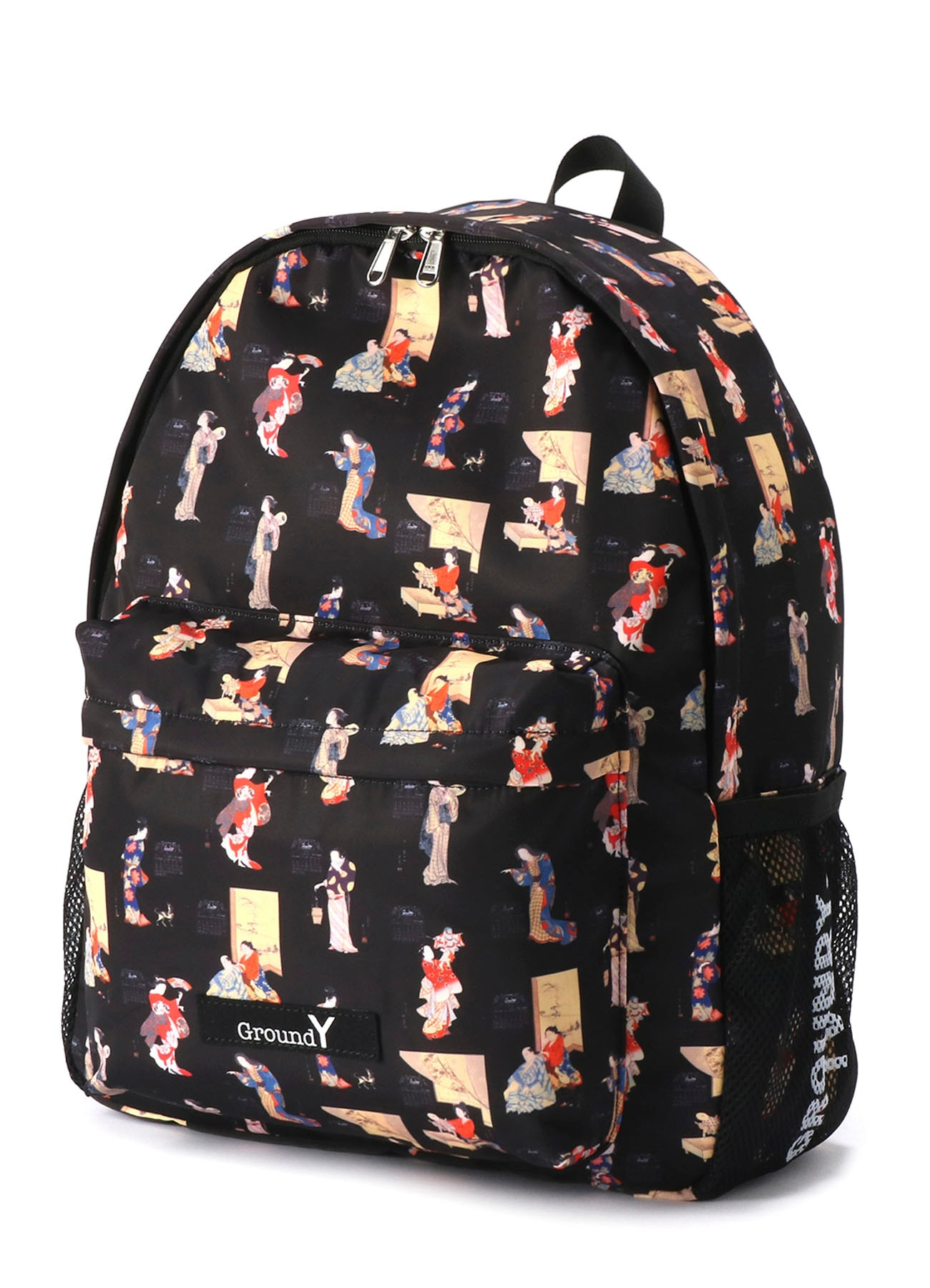 Kawanabe Kyosai-Kawanabe Kyosai-Collaboration Backpack