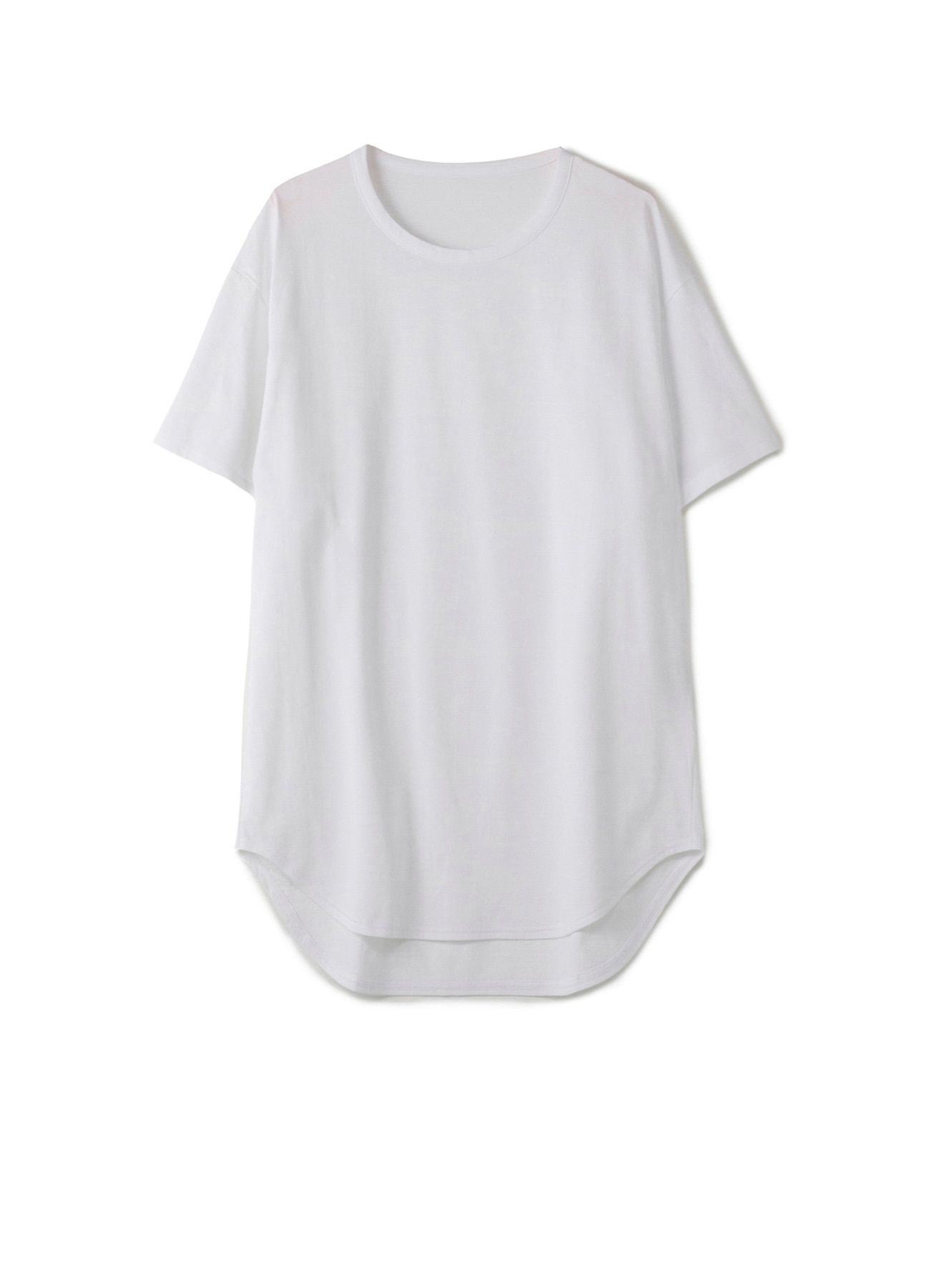 30 / cotton Jersey Round Short Sleeves Cut Sew