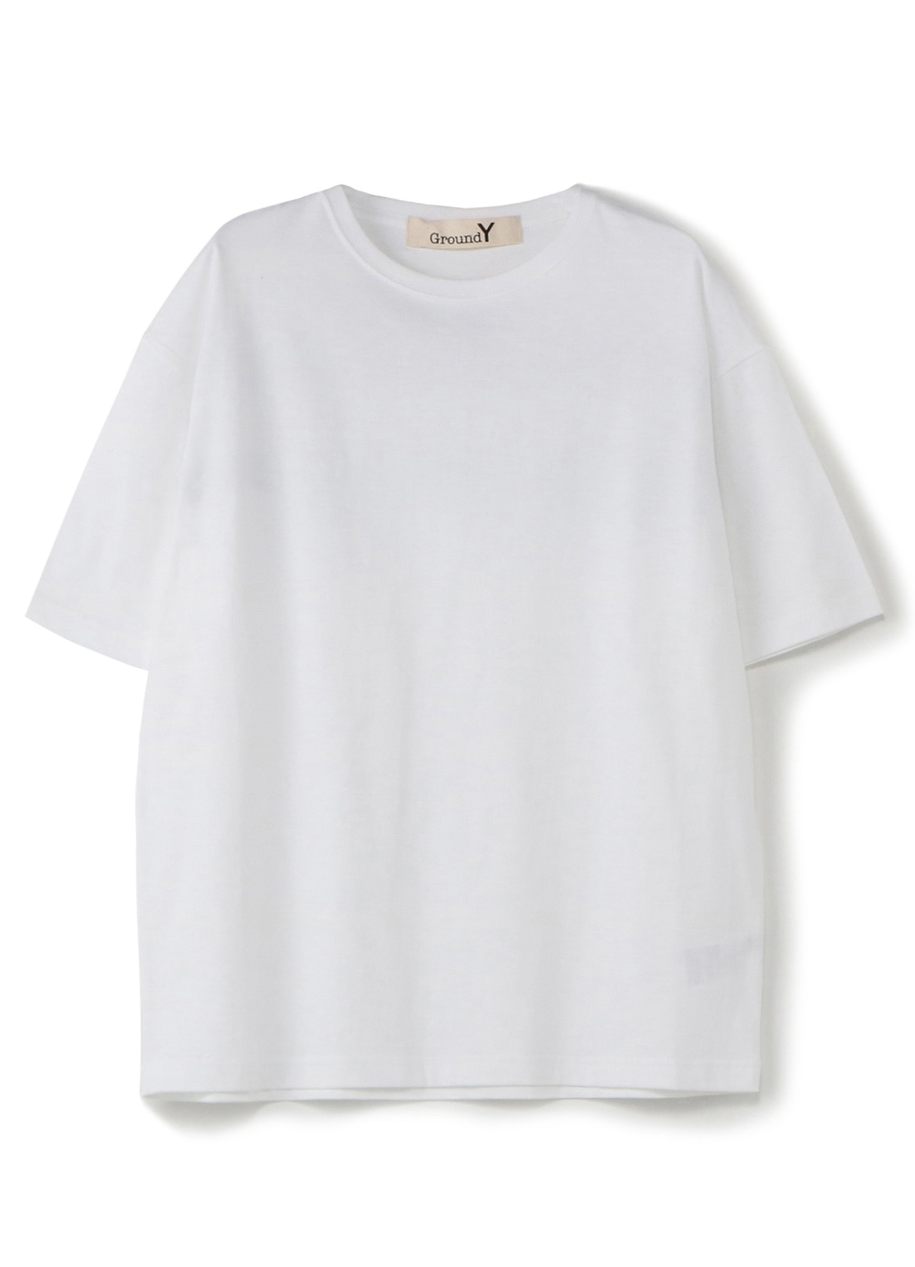 Painted 5.6oz cotton Jersey Oversized T-Shirt A