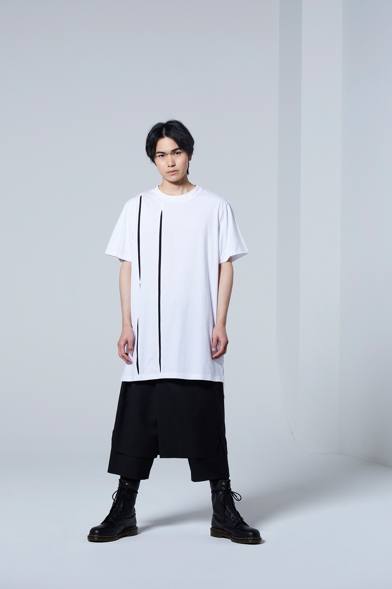 30/Cotton Jersey Cutting Blade Short Sleeves Cut Sew