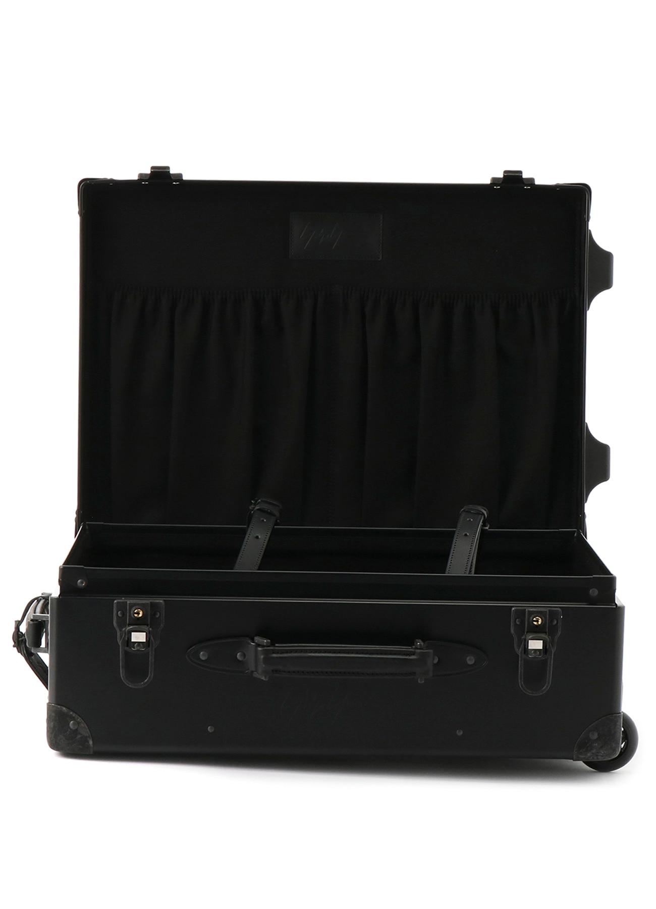 Aluminum trolley case
