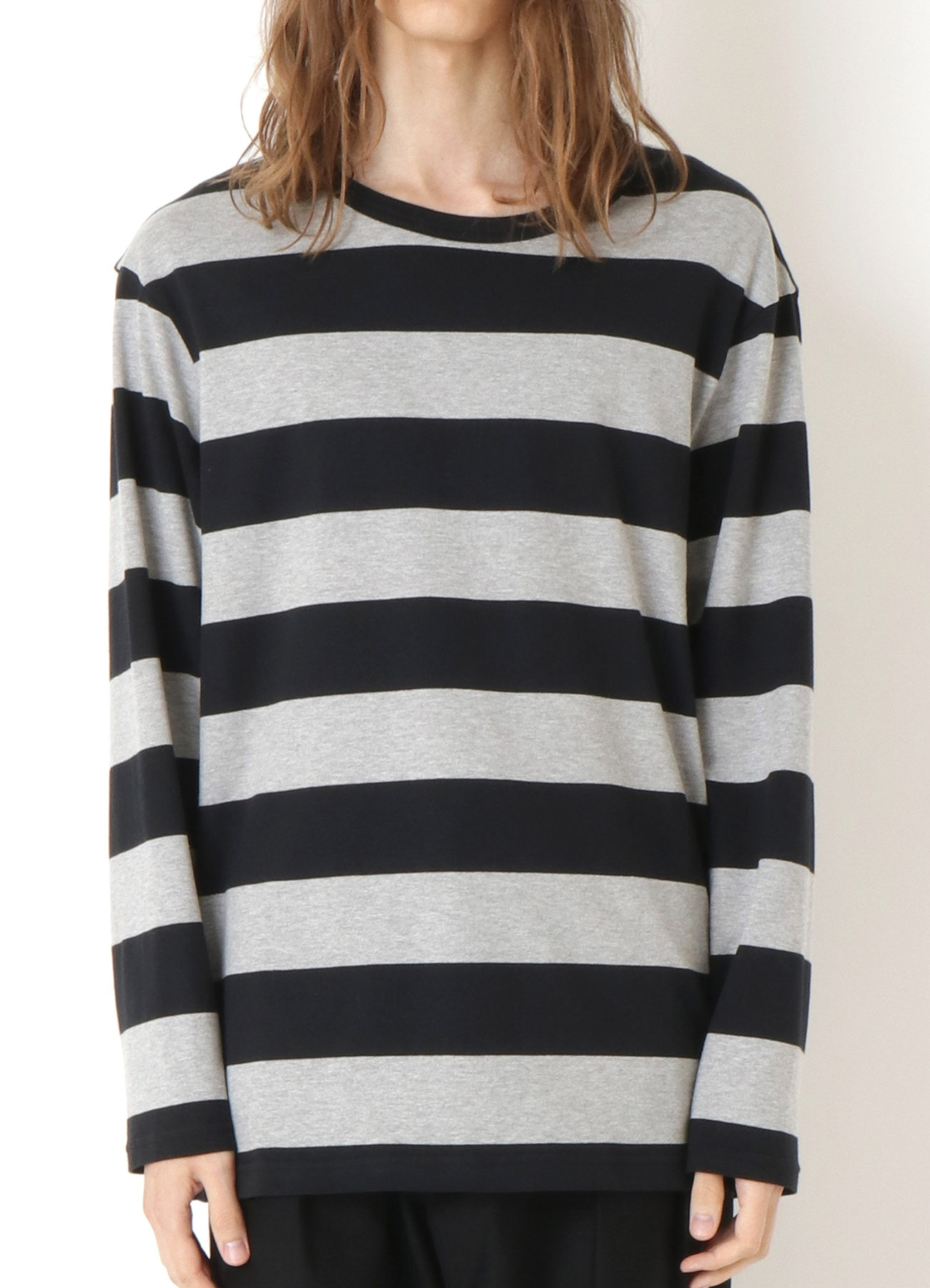REGULATION BORDER THICK LONG SLEEVES