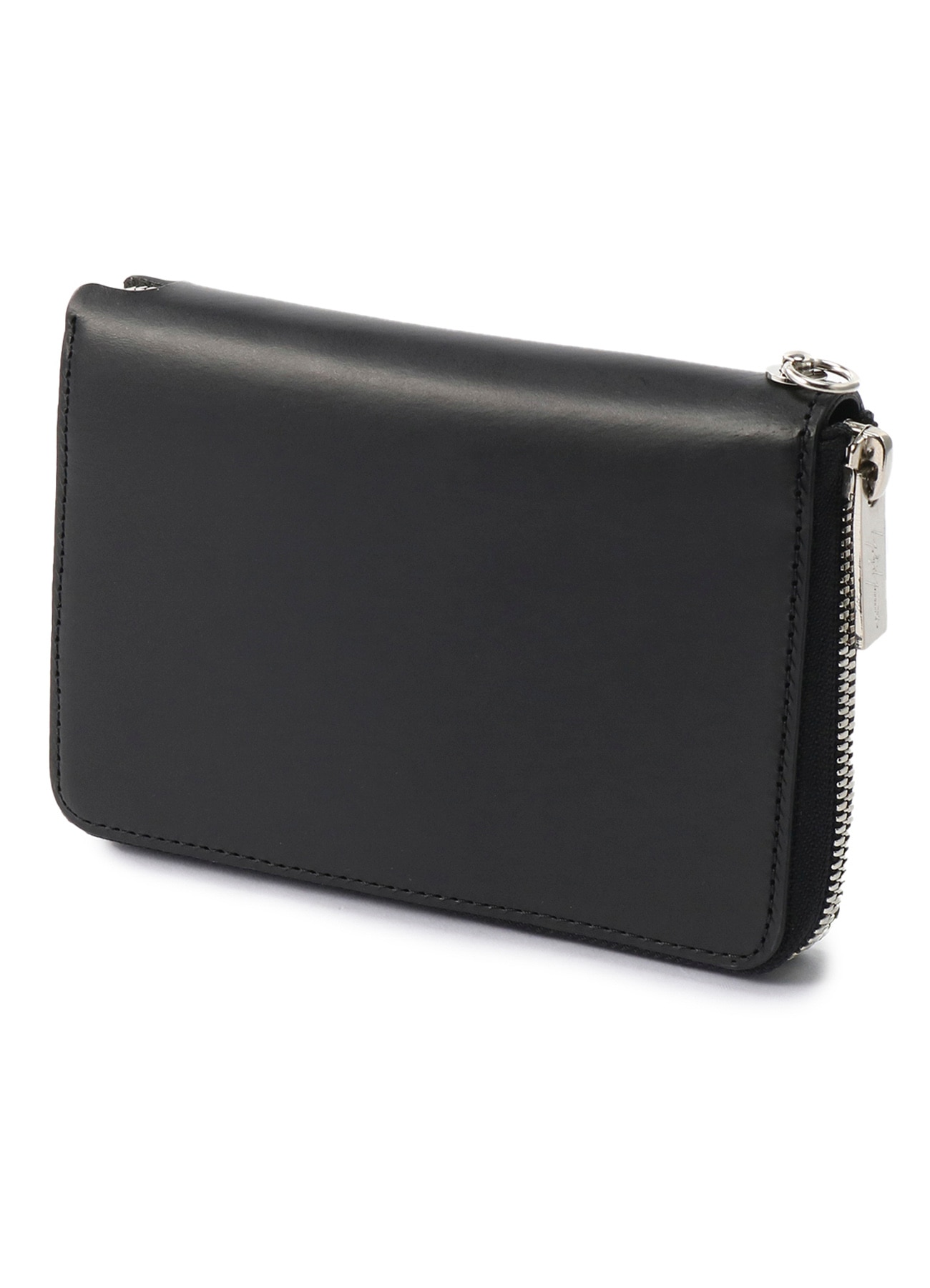 Thick mouthpiece zipper wallet S