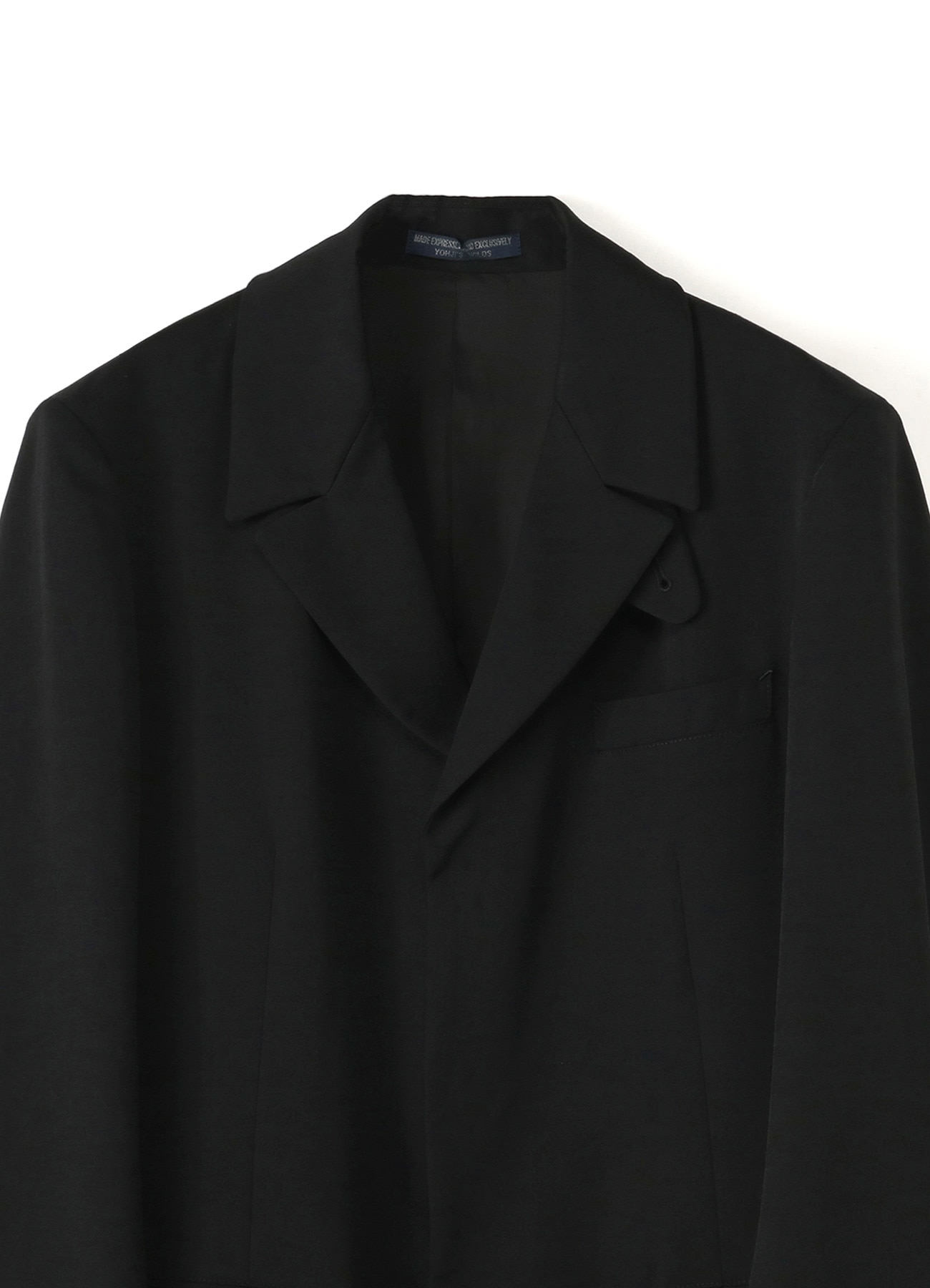 REGULATION GABARDINE SNAP BUTTON Dr.JACKET