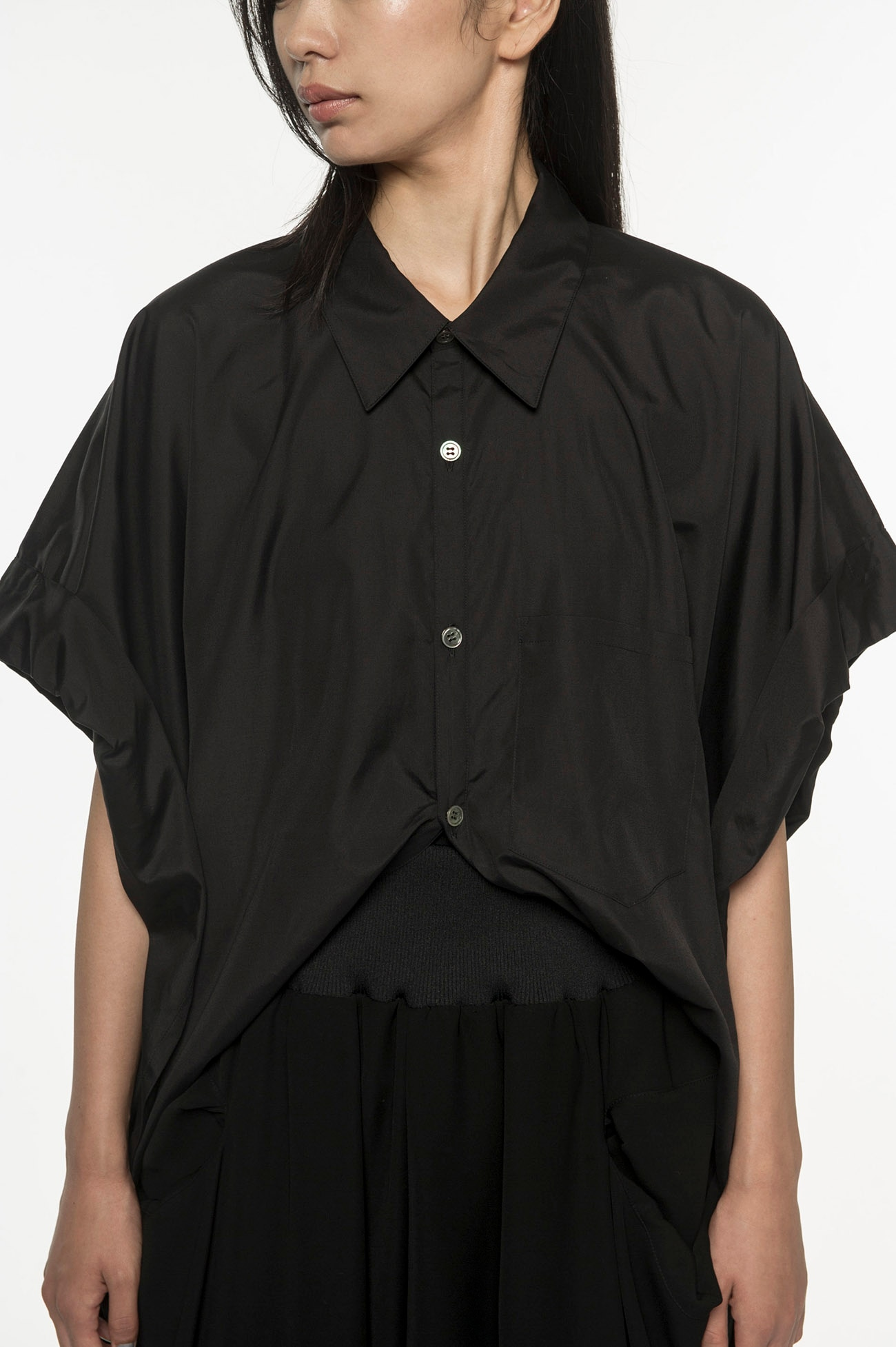 100/2 Broad B Square Shirt-B