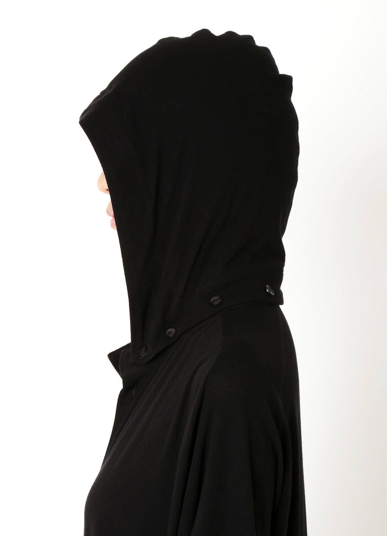 30 ULTIMA LOOSE DETACHABLE HOODED LD