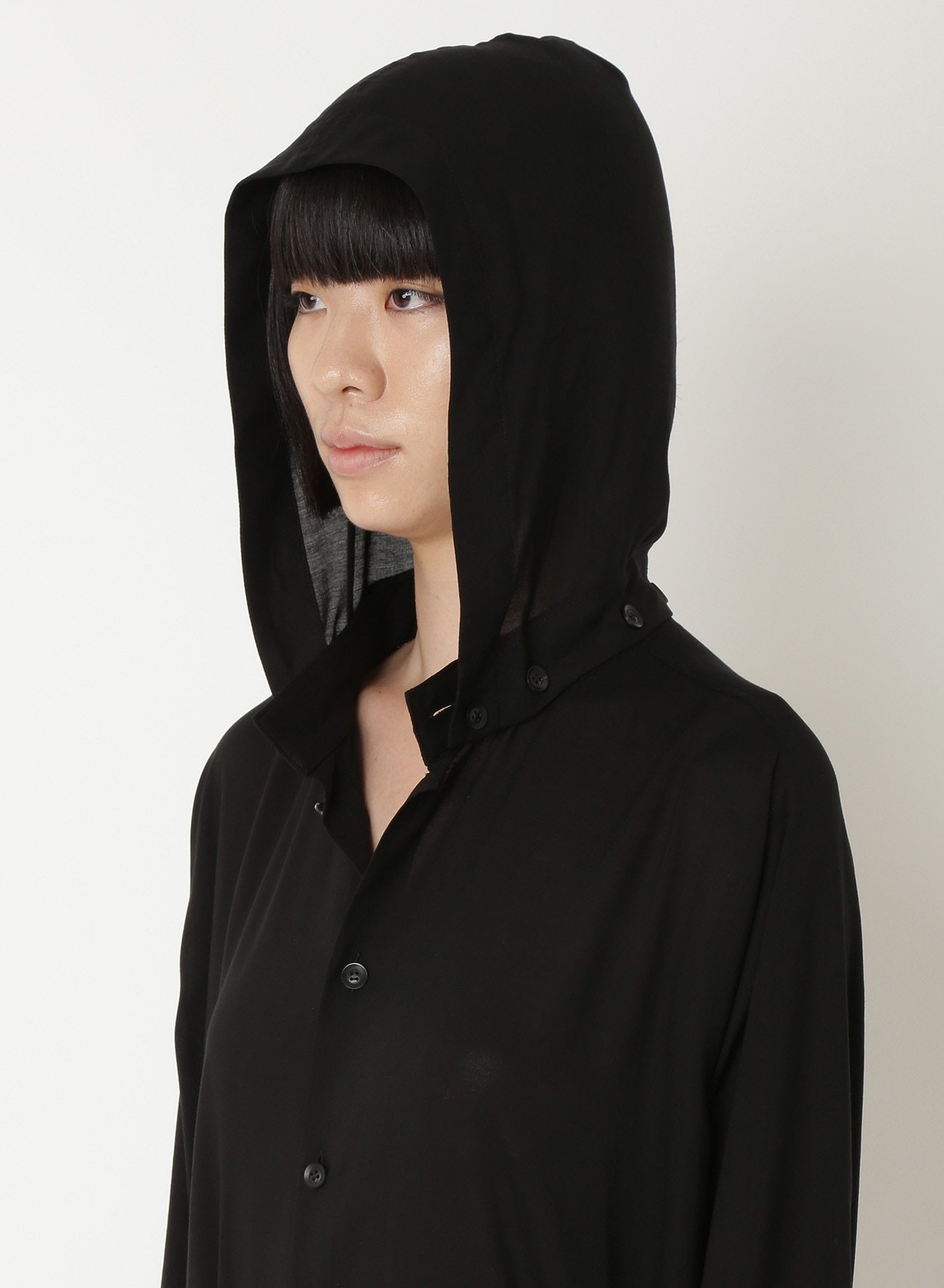 TEN/LAWN DETACHABLE HOODED LD