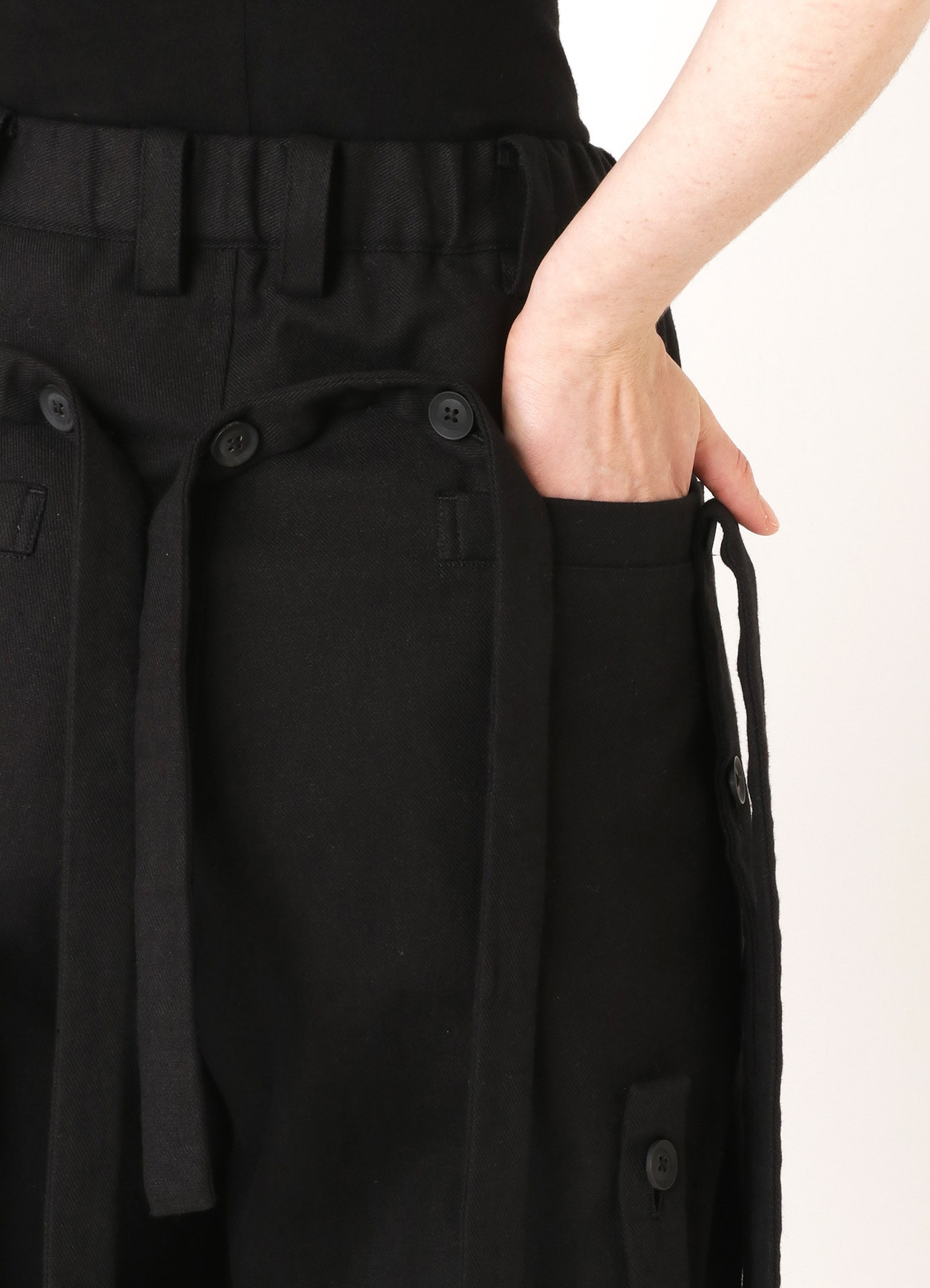 C/HEM SURGE B/DROP BELT WRAP