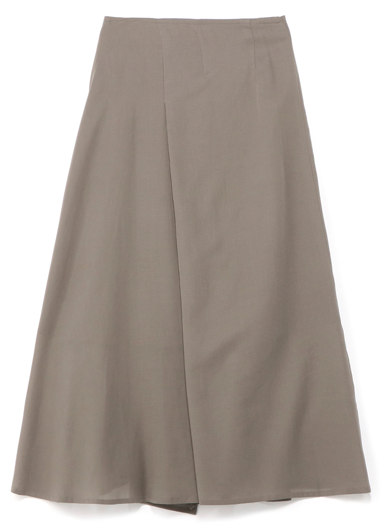 Cotton georgette long skirt