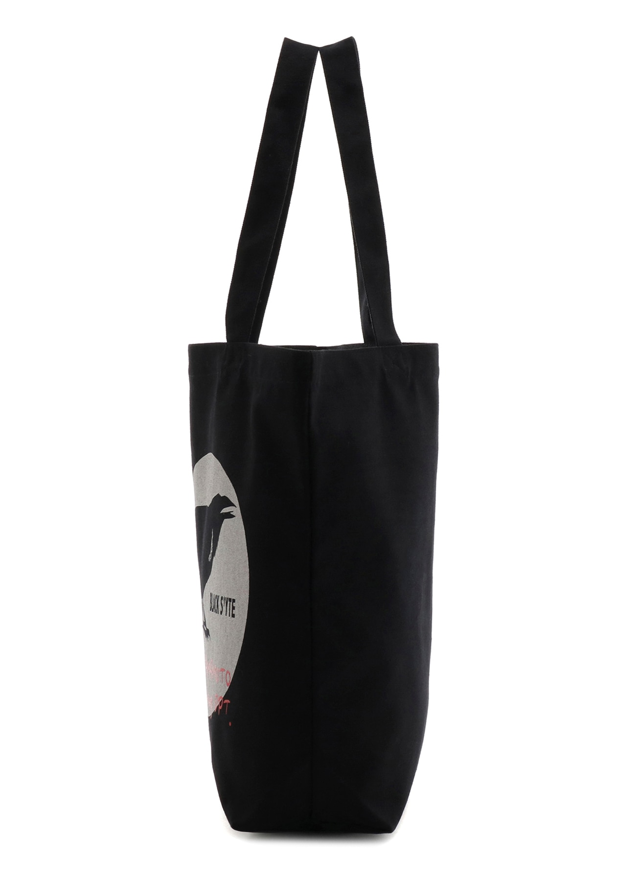 Black S'YTE Crow Tote