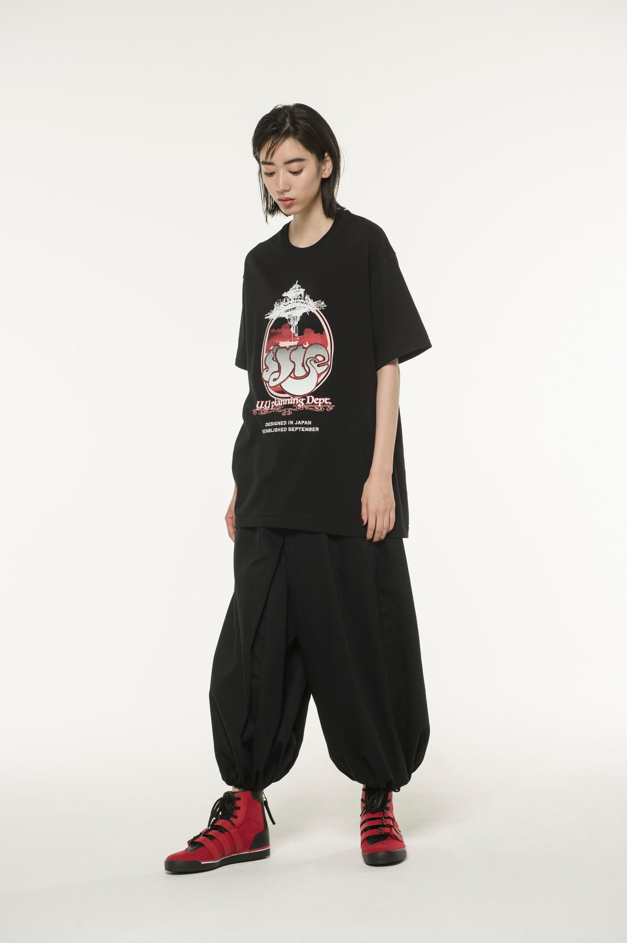 20 / CottonJersey S'YTE Songs T-shirt