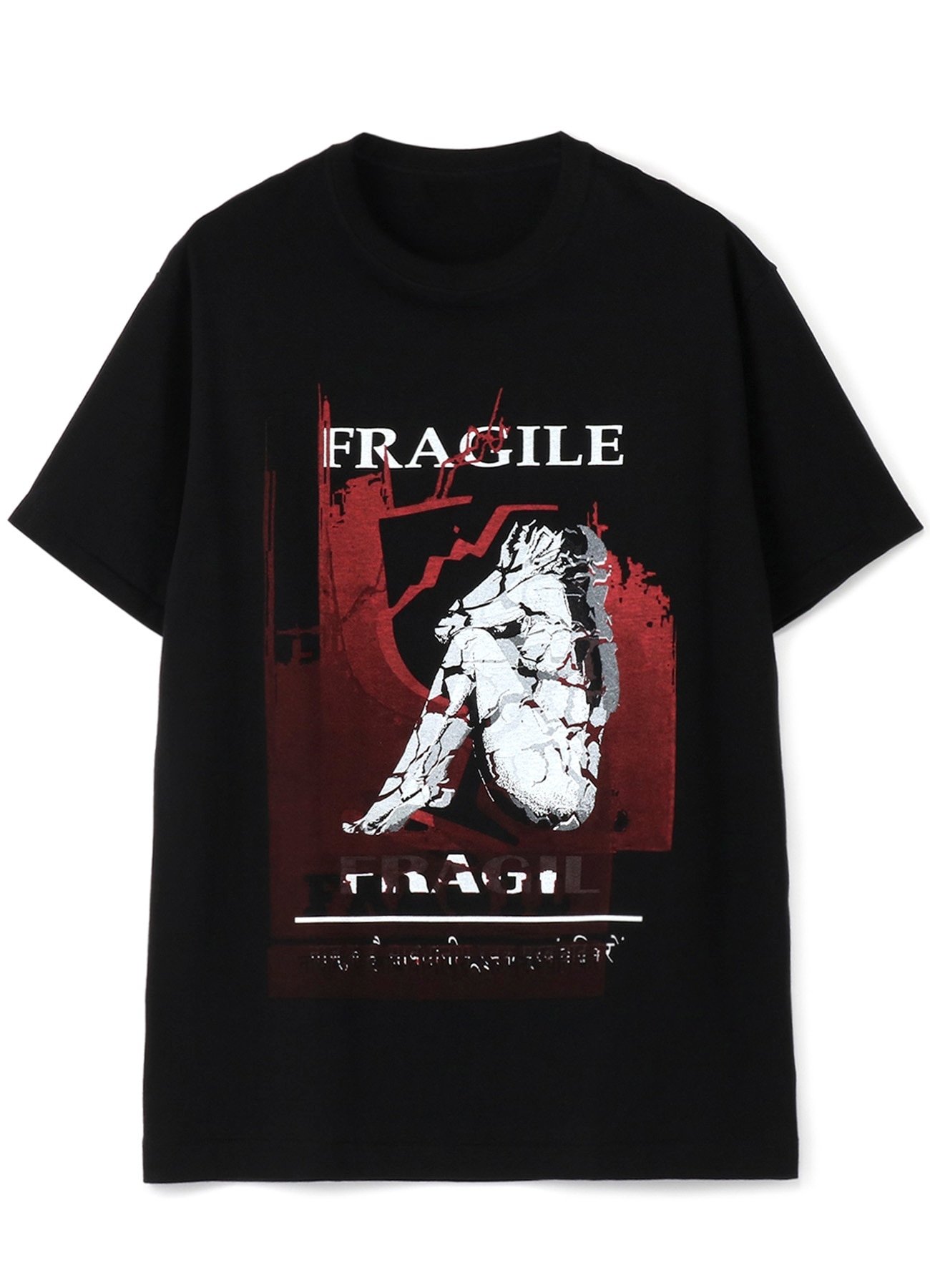 20/CottonJersey Fragile T-Shirt