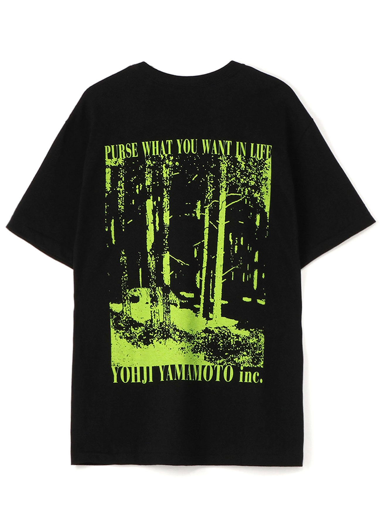 20/CottonJersey Green Forest Tiger T-Shirt
