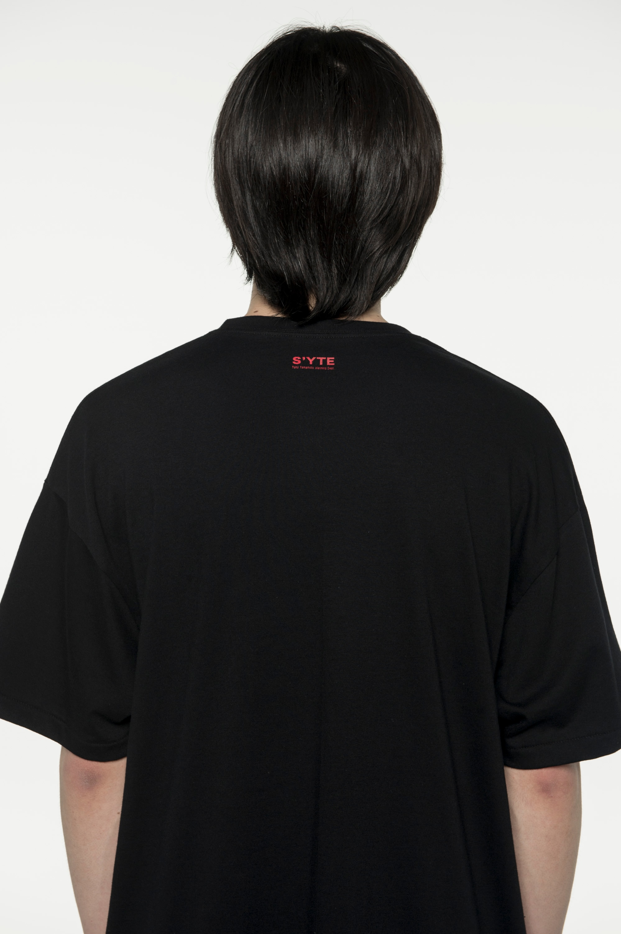 20 / CottonJersey Poison Red No 8 T-shirt