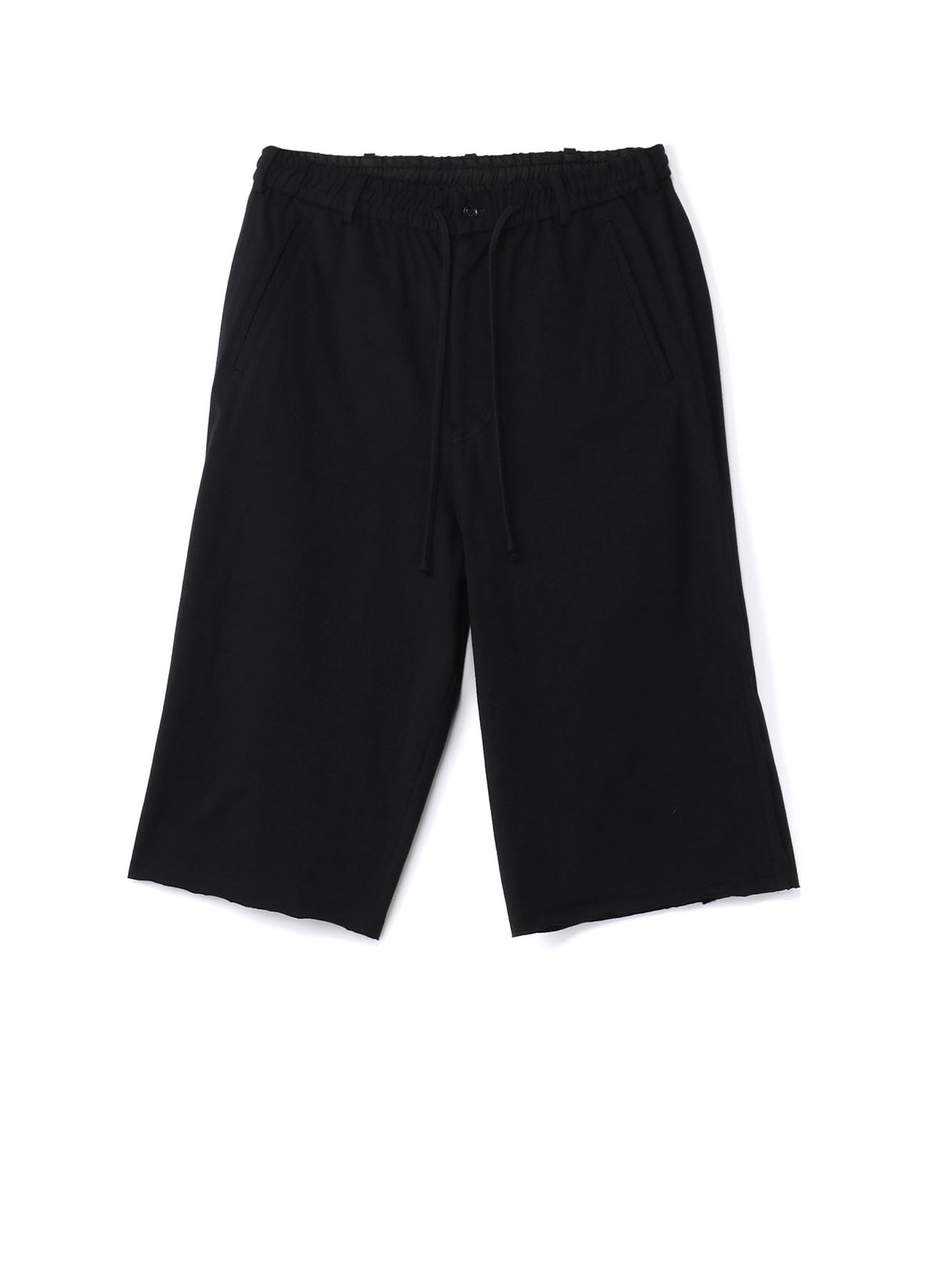 40/2Cotton Jersey Three-Quarter-Length Pants