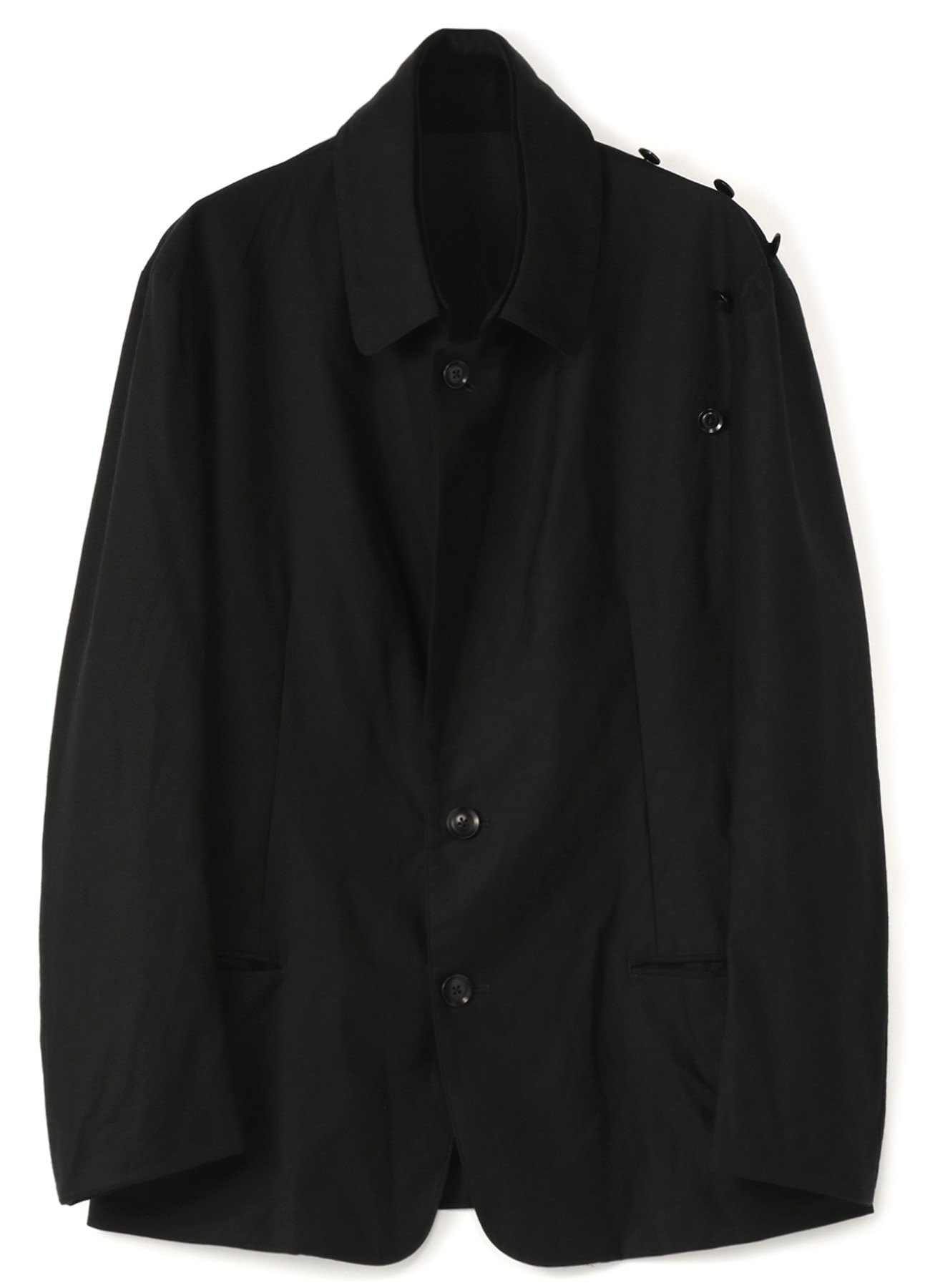 Y's BANG ON!No.100 Detachable jacket S Cotton Twill