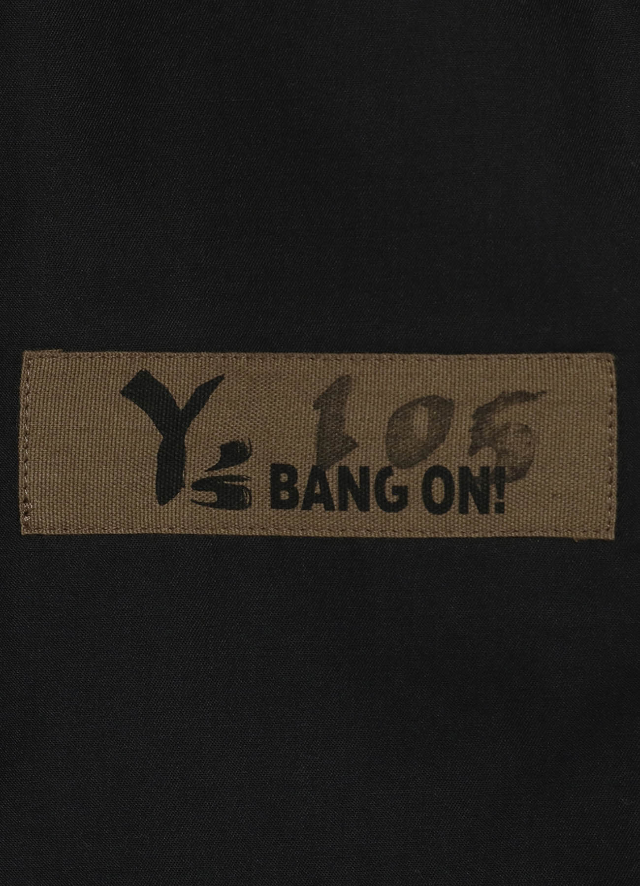 Y's BANG ON!No.105  Bandage Pants Check