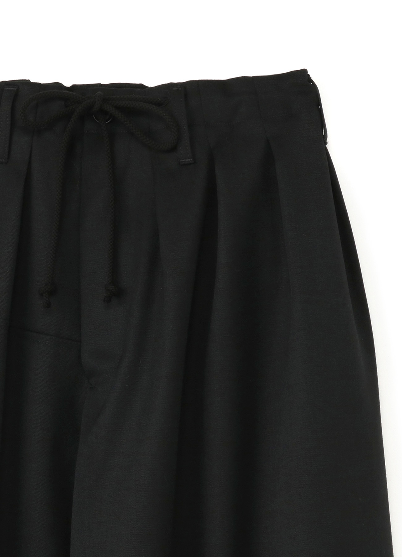 No.76 Change Pocket Wide Pants Gabardine