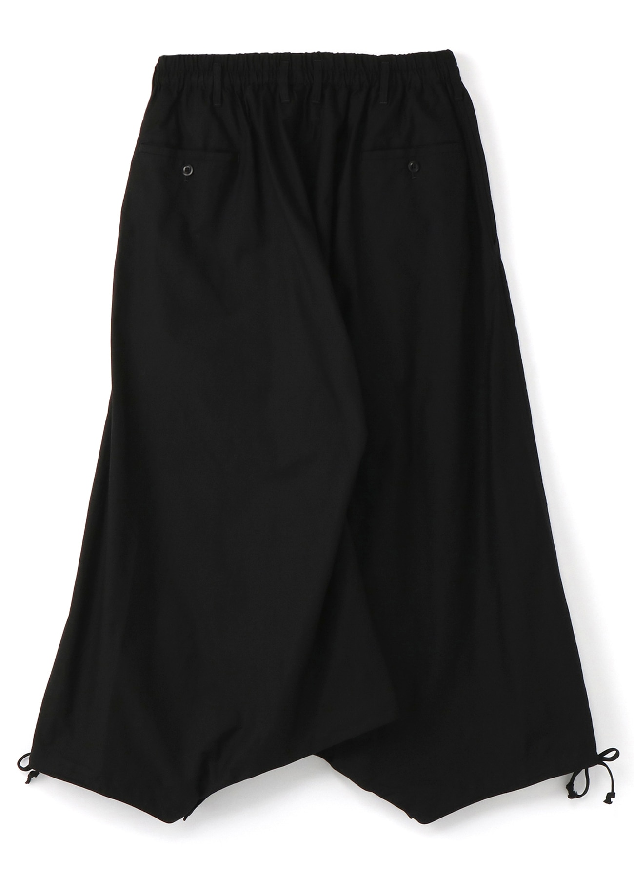 No.12 Transforming Skirt Pants Cotton Twill - Thick