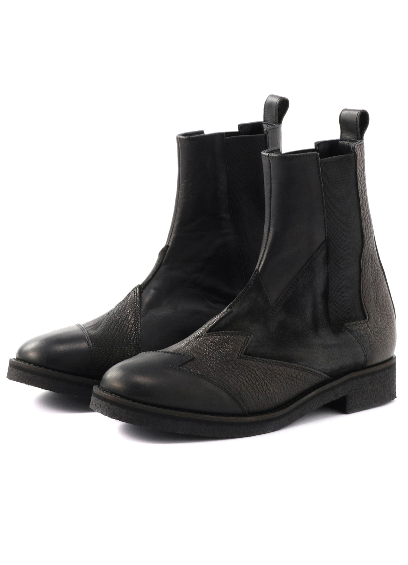 Combi Leather Side Gore Boots