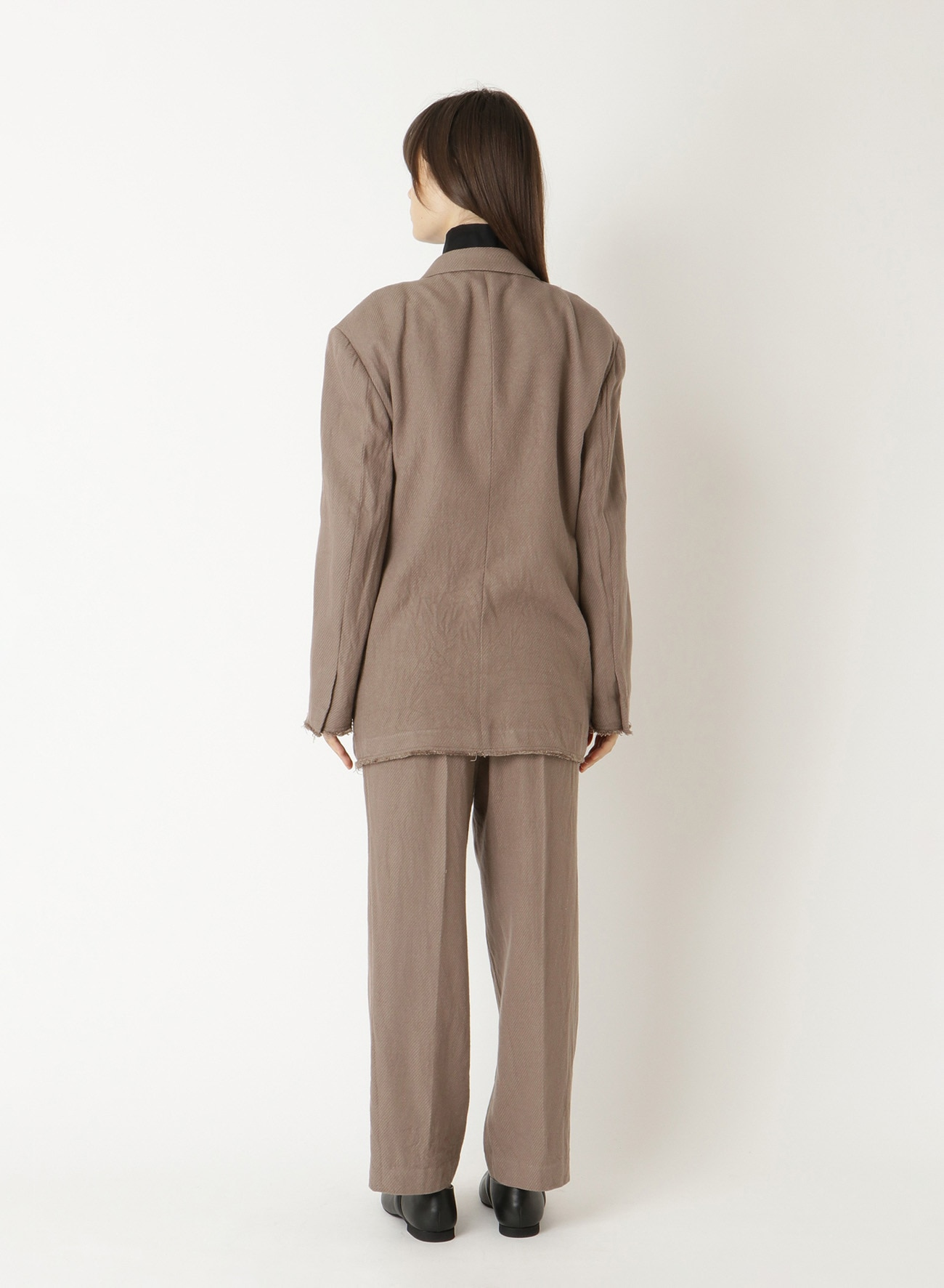 Li/C/Ry CARUSE TAILORED JACKET
