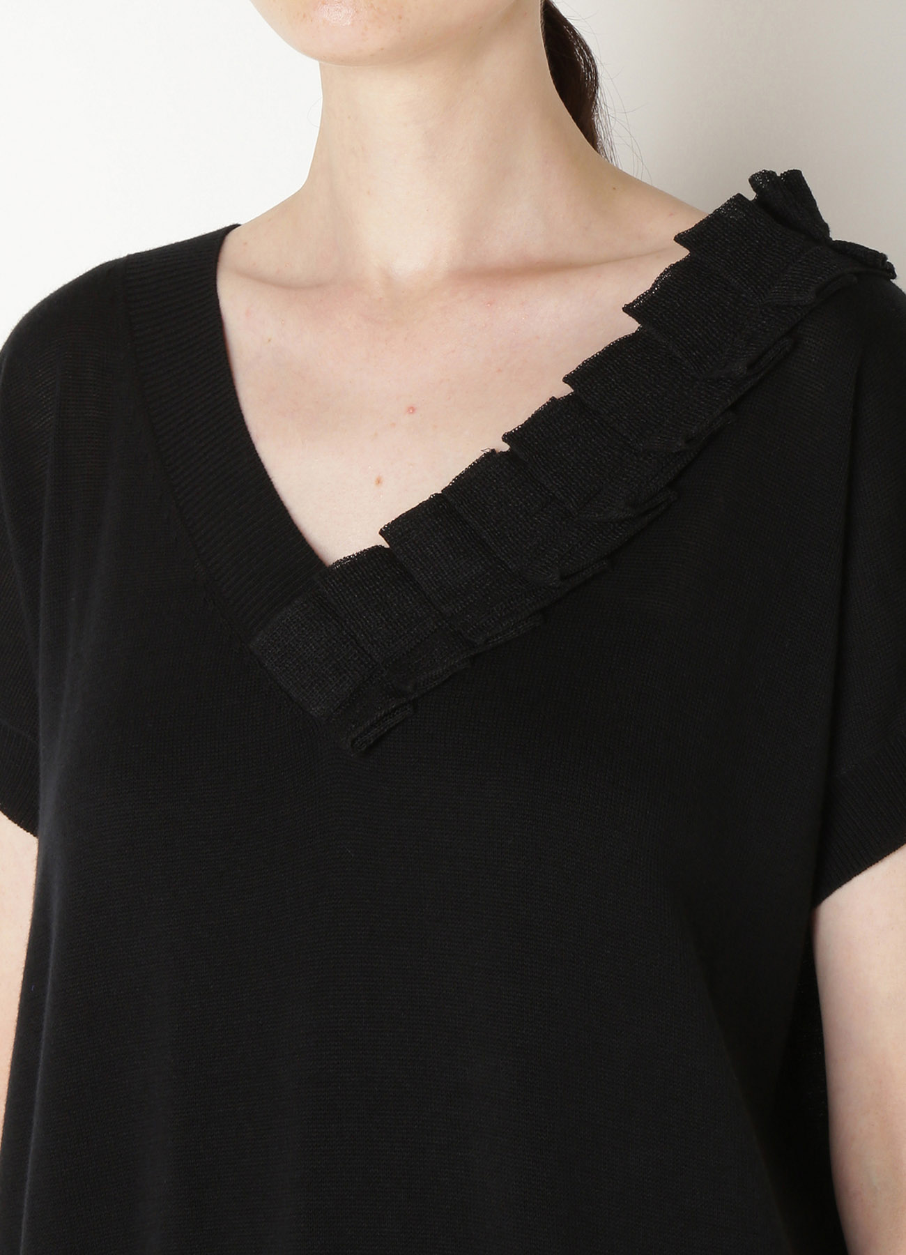 12G2P PS x PLEATS PLEATS COLLAR OP
