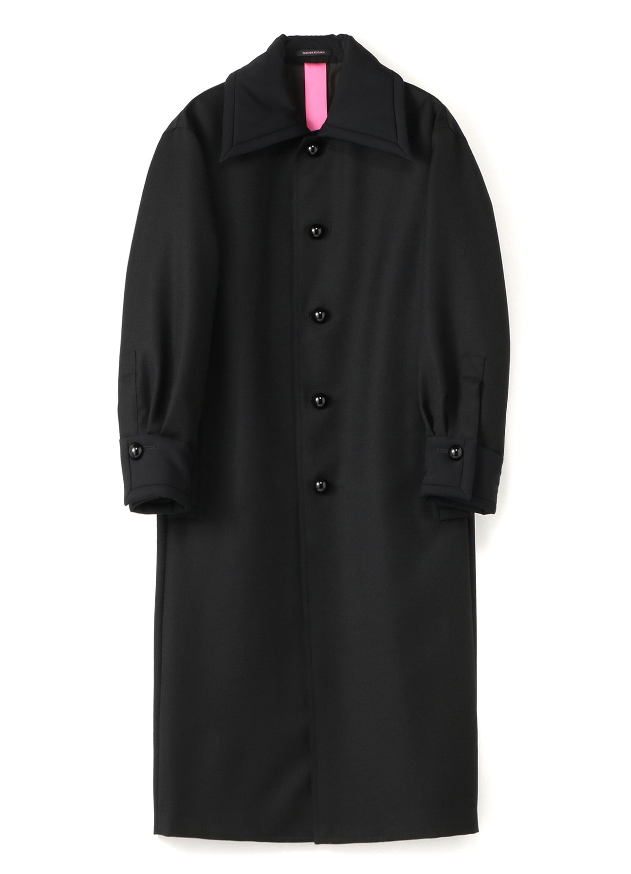 WOOL HARD SERGE INSULATED PARTS COAT