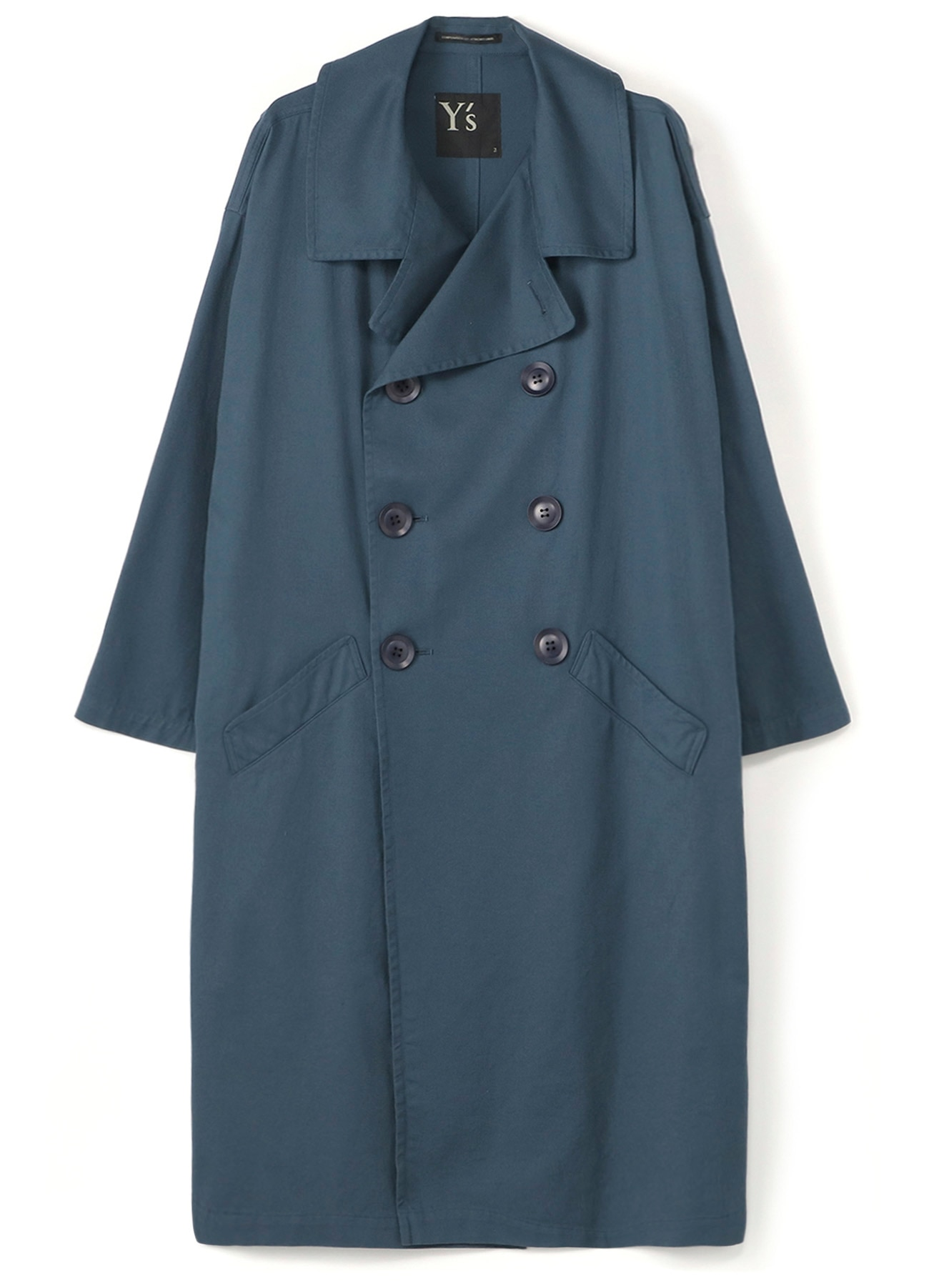 Y's-BORN PRODUCT BIG COAT