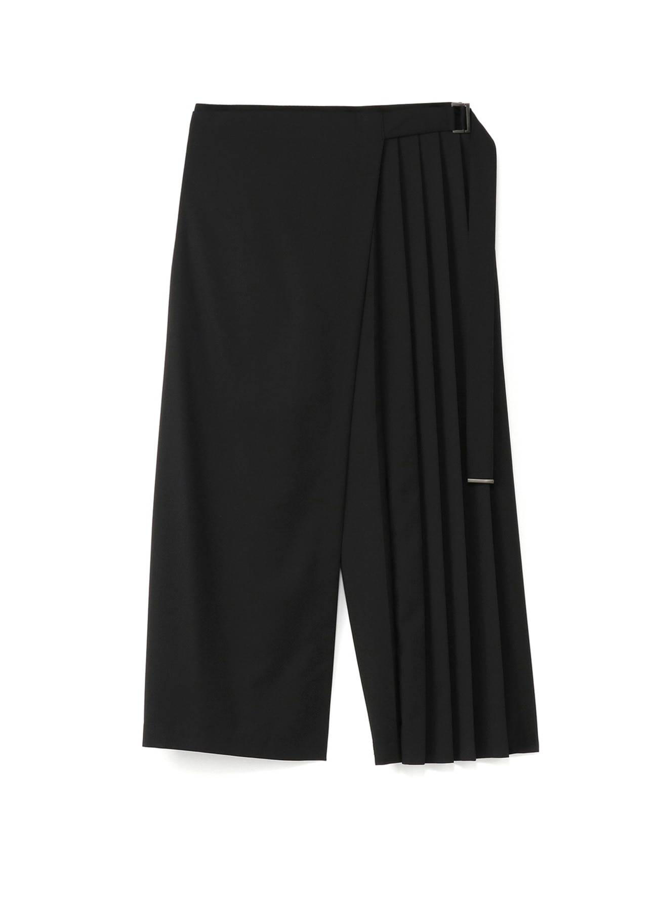 RISMATbyY's Polyester Rayon Clear Twill Pleated Medium Pants​ ​