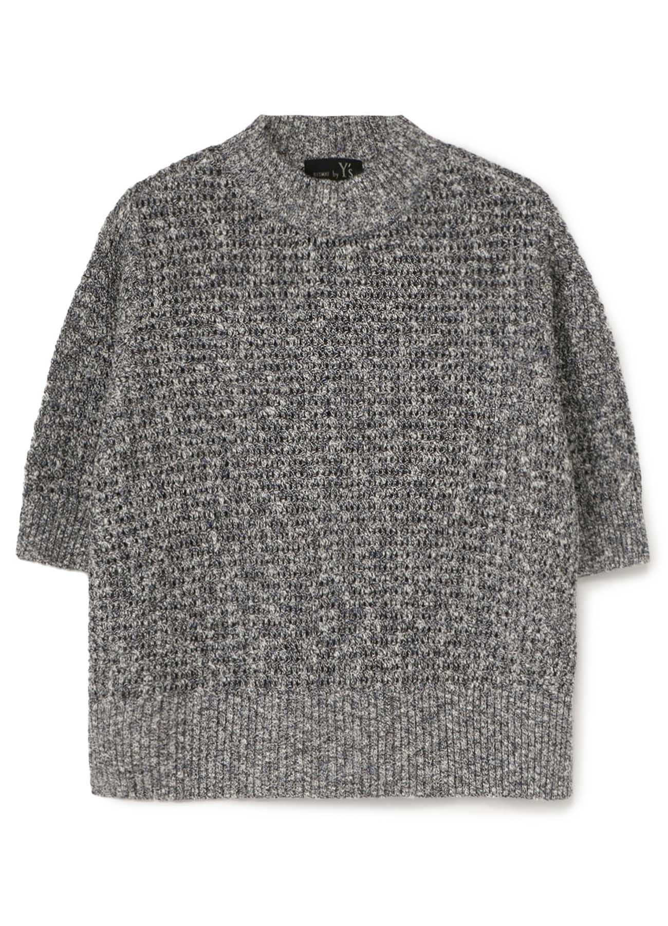 RISMATbyY's RIB COLOURED PULLOVER
