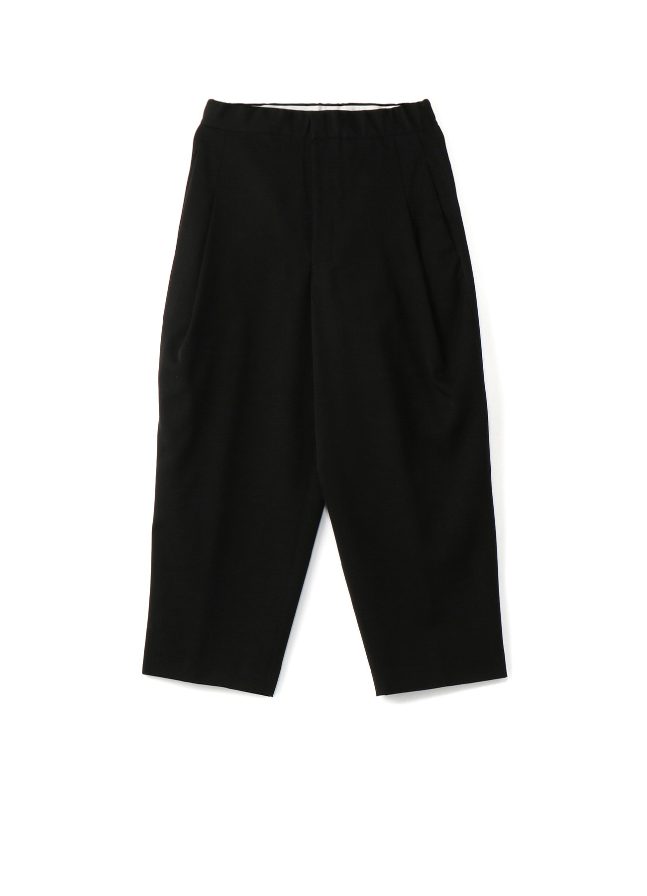 TAXEDO CROSS TUCK PANTS