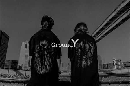 Ground Y × Devilman THE SHOP YOHJI YAMAMOTO Limited Collection